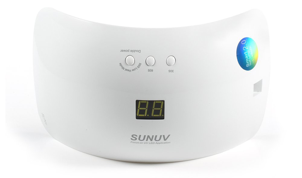 test lampe uv led sunuv